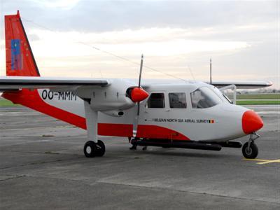 aircraft OO-MMM
