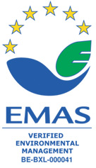 EMAS Verified Environmental Management BE-BXL000041