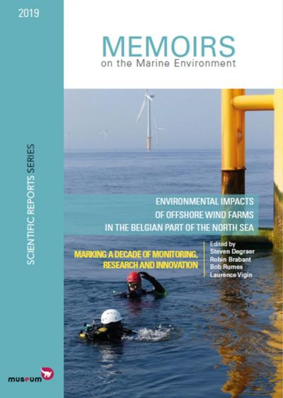 Cover of the new report © RBINS