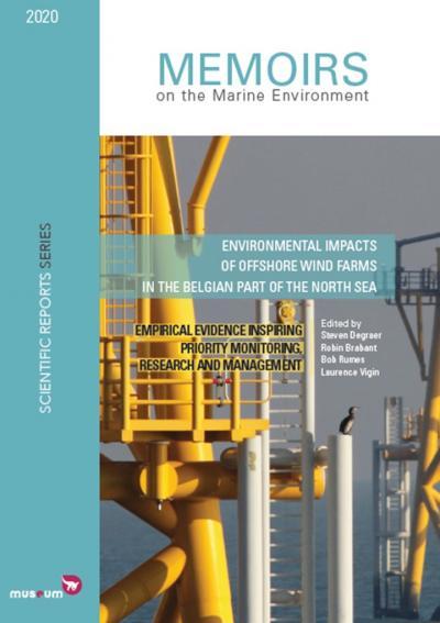 Couverture du rapport 2020 du consortium WinMon.BE.