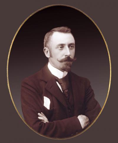 Photo of Adrien de Gerlache