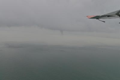 Tornado North Sea