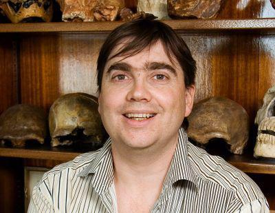 Patrick Semal, Konservator der anthropologischen und archeologischen Sammlungen