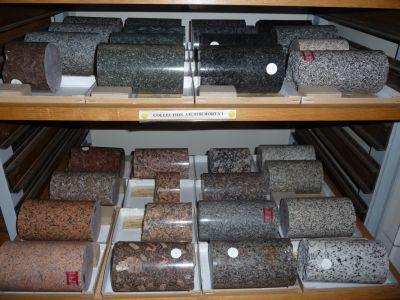 Marmerstenen uit de collectie van de beroemde Belgische architect Victor Horta