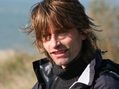 Yves Samyn, conservateur des collections d'invertébrés