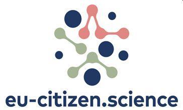 EU citizen science logo