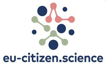 EU citizen science logo