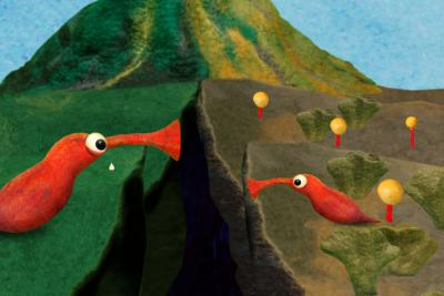 Animated films on evolutionary mechanisms