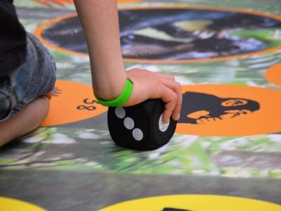 Kids Day (photo: Jane Goodall Institute Belgium)