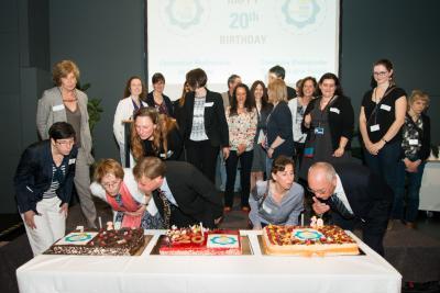 20ste verjaardag van de Belgische ratificatie van het Biodiversiteitsverdrag (Foto: Thierry Hubin – KBIN)