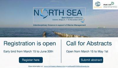 North Sea Open Science Conference 2016