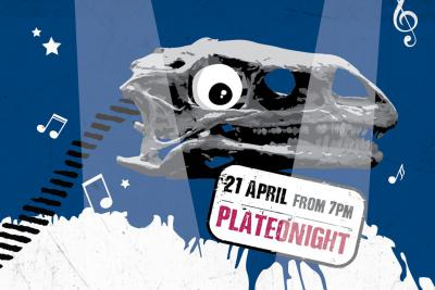 Visueel PlateoNIGHT