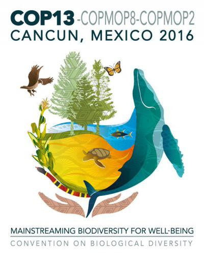 Biodiversity Summit (COP13) in Mexico