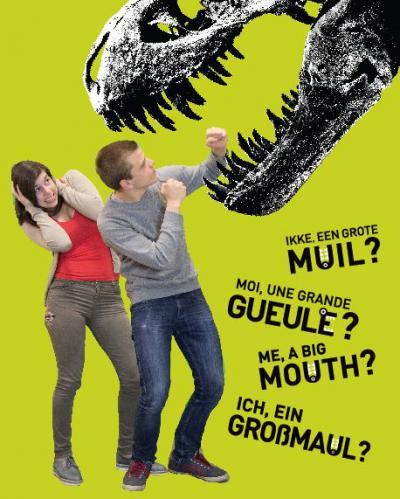 Action Big Mouth / Grote Muilen / Grandes Gueules