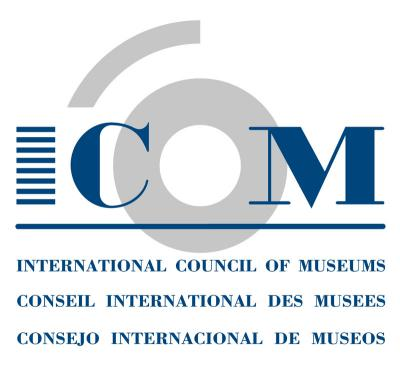 Logo international council of museums ICOM