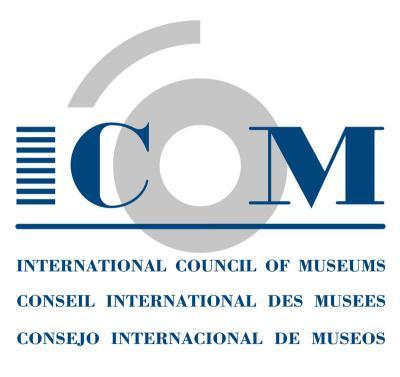 Logo international council of museums ICOM