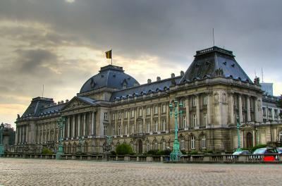 Het Koninklijk Paleis. (Foto: Santi Oliveri)