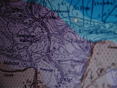Old geological maps
