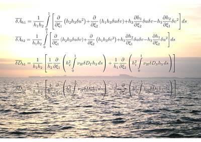 Hydrodynamische modellen