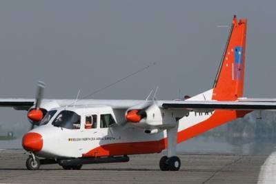 Avion OO-MMM