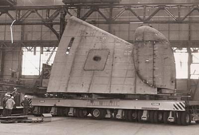 RV Belgica 1984