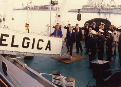 1984 Koningin Fabiola