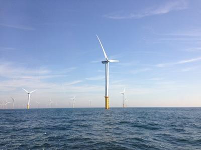 Parc à éoliennes Belwind
