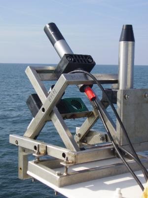 Spectro-radiomètre