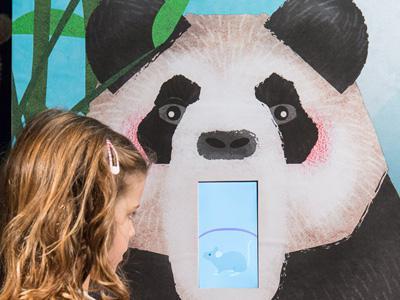 Raconte-moi: Panda