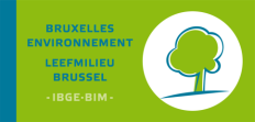 Logo Bruxelles Environnement - Leefmilieu Brussel