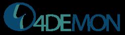 4DEMON logo