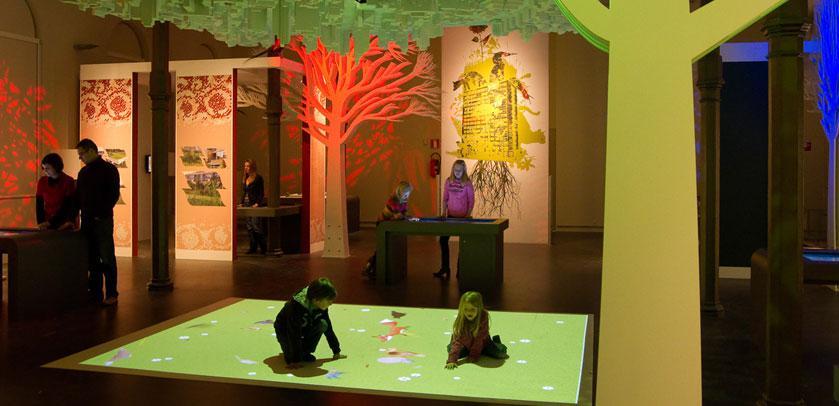 Visitors in BiodiverCITY - Bezoekers in BiodiverCITY - Des visiteurs dans BiodiverCITY