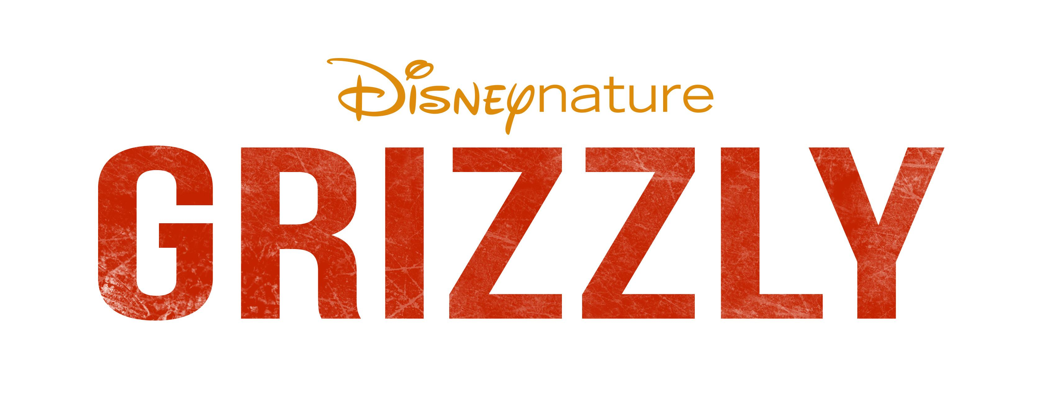 logo Grizzly Disneynature