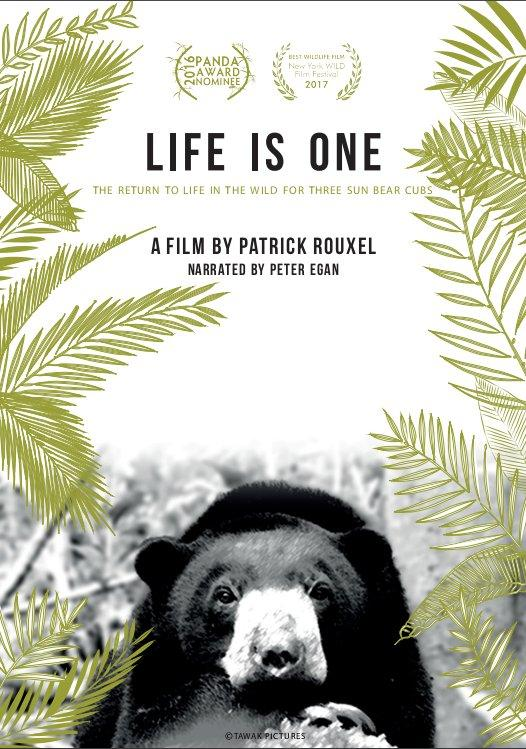 Affiche Life is One (copyright Tawak Pictures)