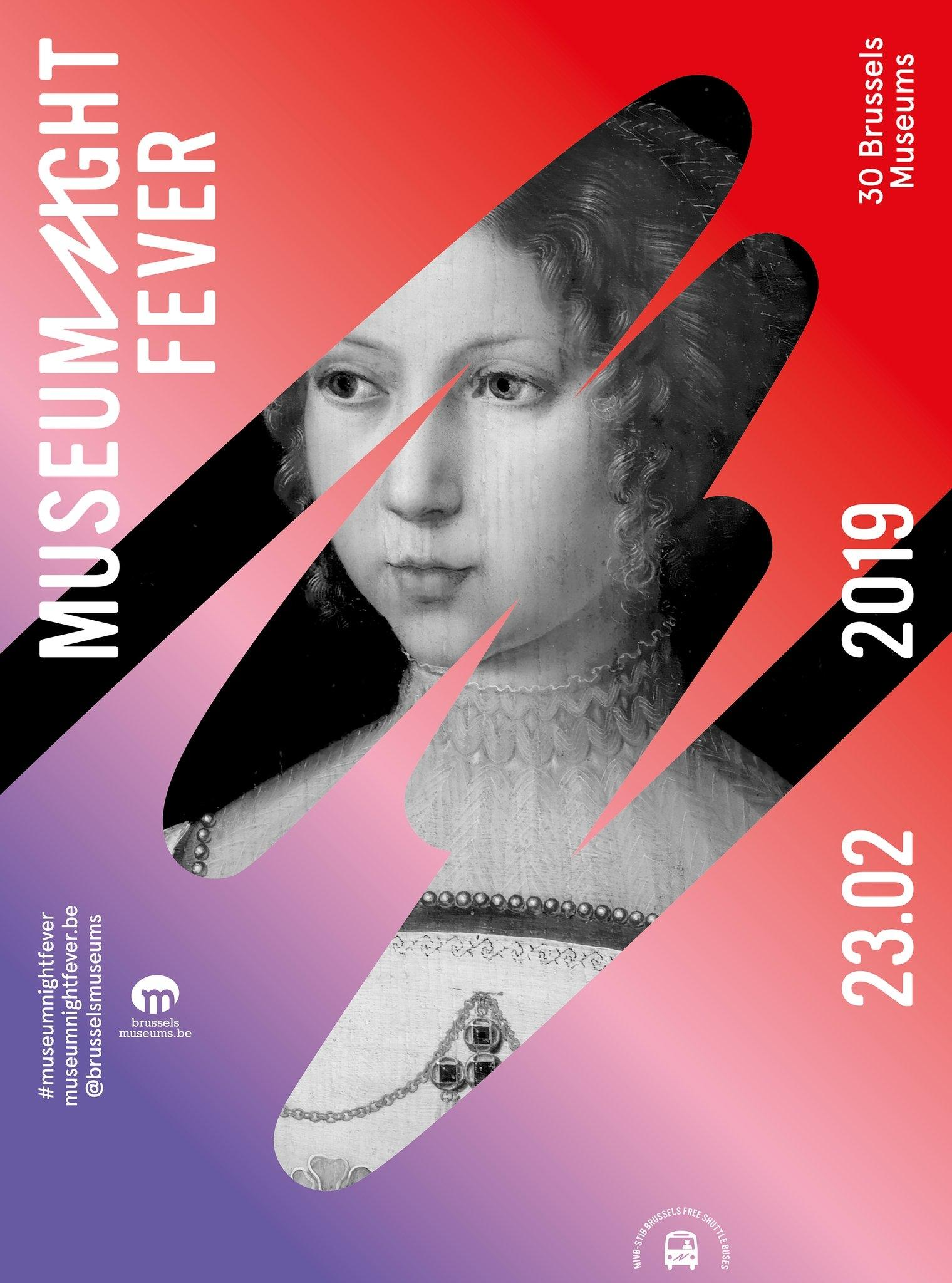 Visual MNF 2019 (c) Brussels Museums