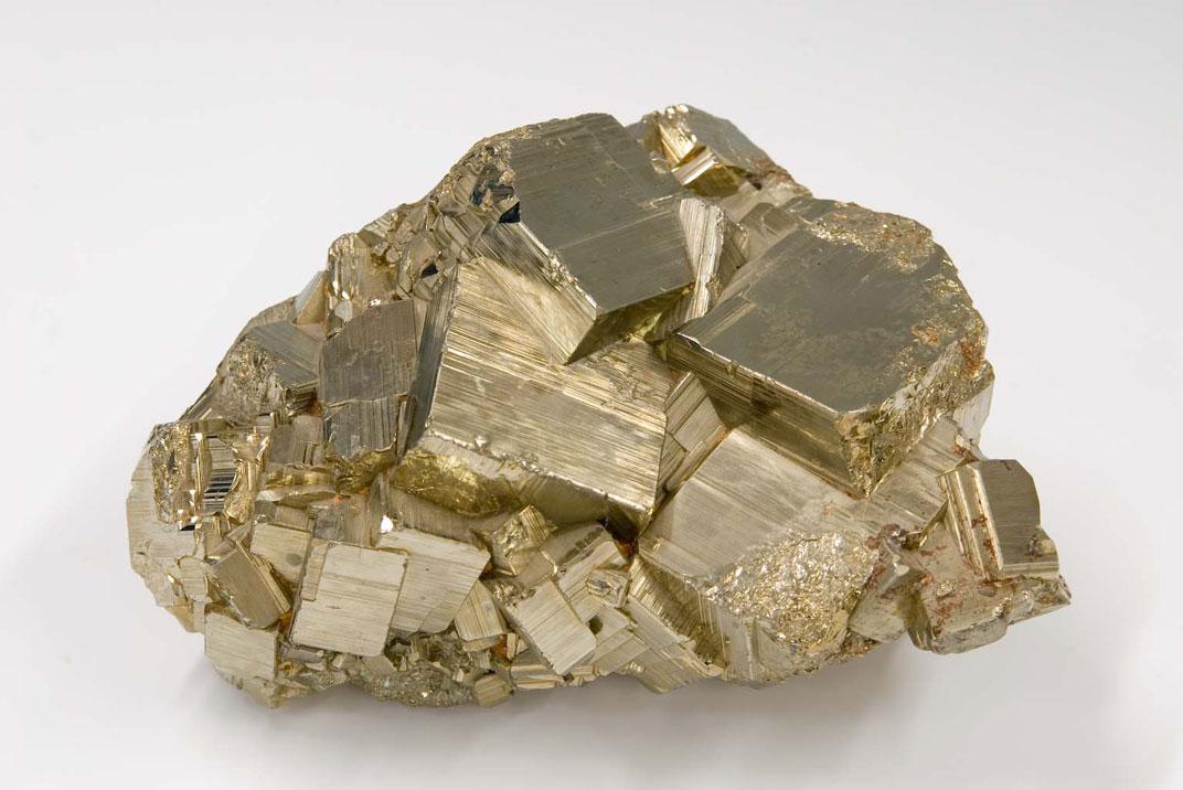 Natural Pyrite Stone