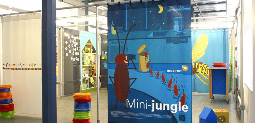 Mini-jungle