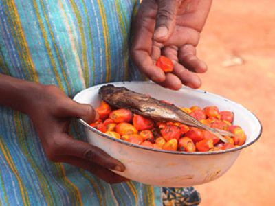 Benin market