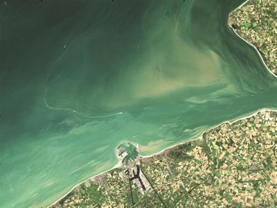 Satellietbeeld