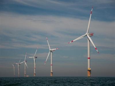 Windmills Thorntonbank