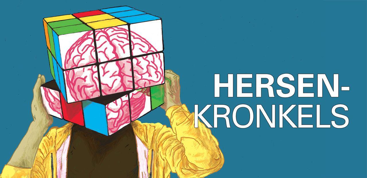 Visueel van 'Hersenkronkels'