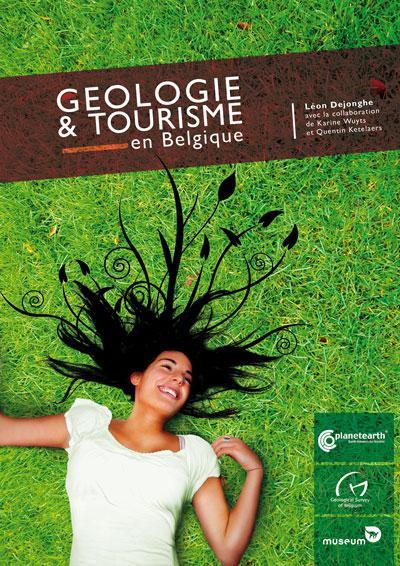 Couverture de Géologie et Tourisme en Belgique