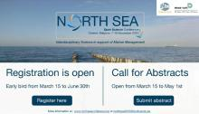 North Sea Open Science Conference 2016