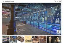 La Galerie des Dinosaures en Street View
