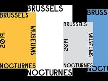 logo Nocturnes Brussels Museums 2019
