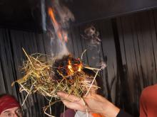 préhistoire : le feu