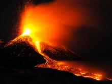 Sicilië: Etna (Salvatore Allegra/Associated Press)