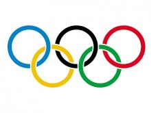 Olympische Spelen logo