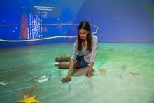Impressie van de expo Zeekracht © Technopolis