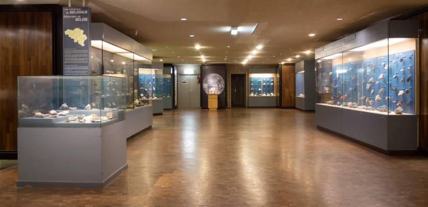 Salle des Minéraux